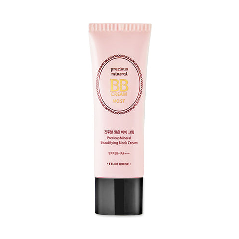 ETUDE HOUSE  Precious Mineral Beautifying Block Cream Moist - 45g