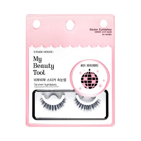 ETUDE HOUSE / My Beauty Tool Sticker Eyelashes - 1pcs
