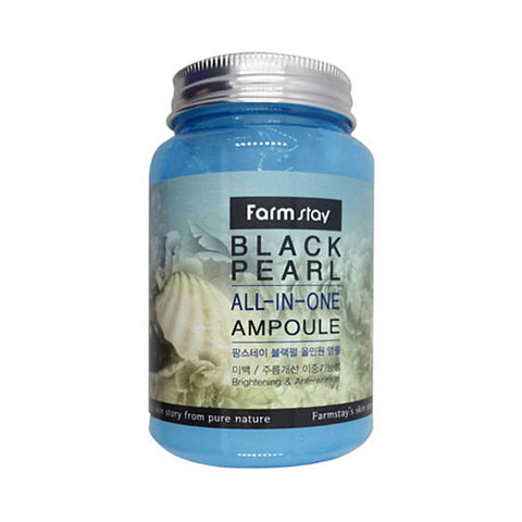 FARM STAY  Black Pearl All In One Ampoule - 250ml