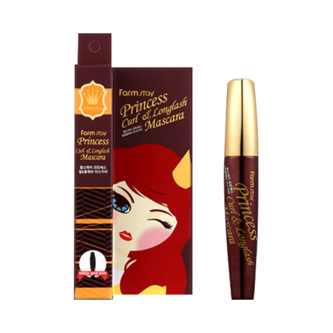 FARM STAY  Princess Curl & Longlash Mascara - 12g