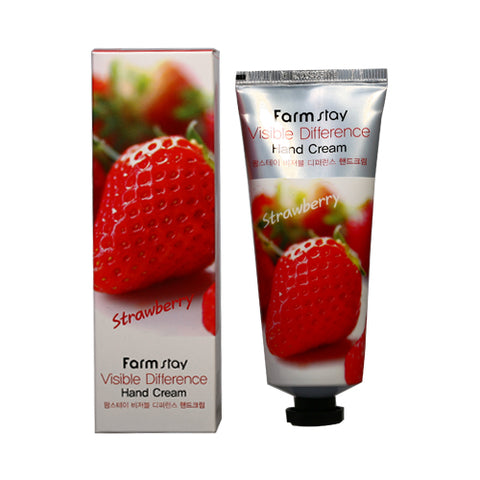 FARM STAY / Visible Difference Hand Cream - 100g