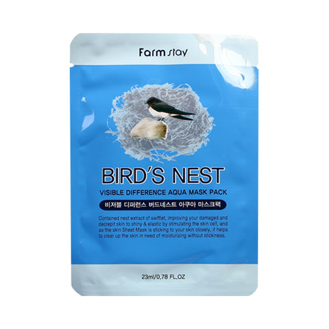 FARM STAY / Visible Difference Mask Sheet - 1pack (10pcs)
