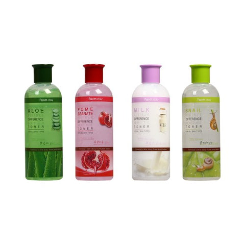FARM STAY  Visible Difference Toner - 350ml
