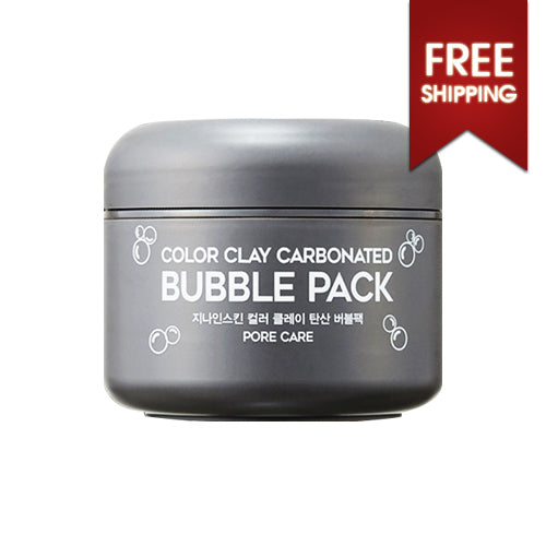 G9SKIN  Color Clay Carbonated Bubble Pack - 100ml