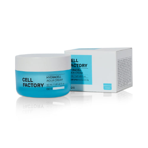 GD11  Cell Factory Hydracell Aqua Cream - 50ml