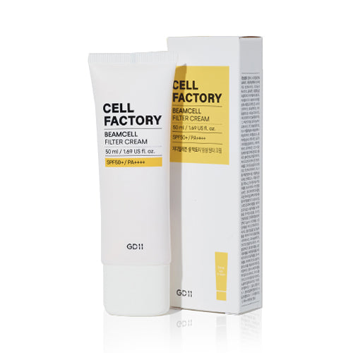 GD11  Cell Factory Beamcell Filter Cream - 50ml (SPF50+ PA++++)