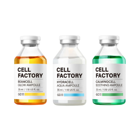 GD11  Cell Factory Ampoule - 35ml