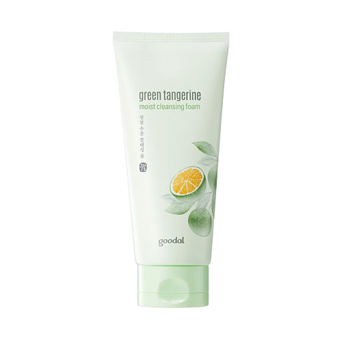 GOODAL Green Tangerine Moist Cleansing Foam - 170ml