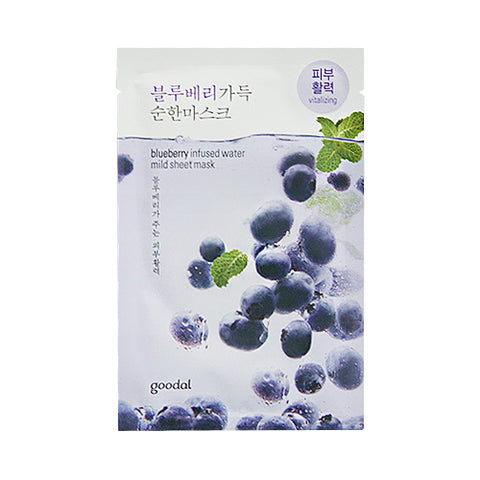 GOODAL / Mild Sheet Mask - 1pcs