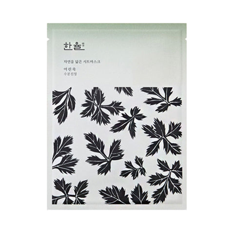 HANYUL / Nature In Life Sheet Mask - 1pcs
