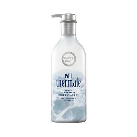 HAPPY BATH  Eau Thermale Silica Scrub Wash - 650ml