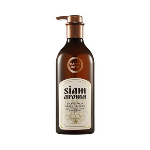 HAPPY BATH  Siam Aroma Oil Body Wash - 650ml