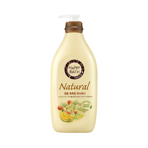 HAPPY BATH / Natural Body Wash - 500g