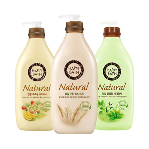 HAPPY BATH  Natural Body Wash - 500g