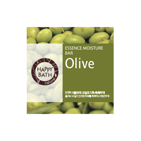 HAPPY BATH / Essence Moisture Bar - 100g