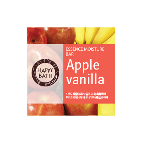 HAPPY BATH / Essence Moisture Bar - 100g (In Stock)