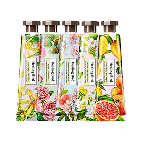 Healing Bird  Gardener's Perfume Hand Cream - 30ml