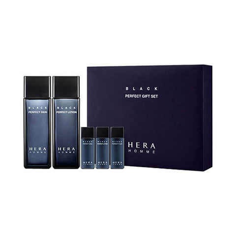 HERA  Homme Black Perfect Set - 1pack (5items)