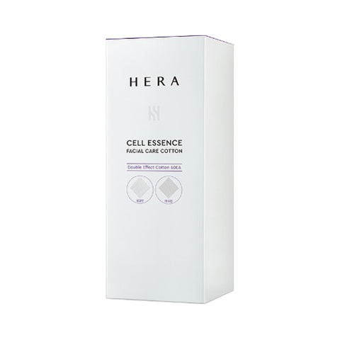 HERA  Cell Essence Facial Care Cotton - 1pack (60pcs)