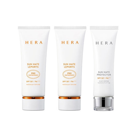HERA  Sun Mate 3 Step Gift Set 1 - 1pack (3items)
