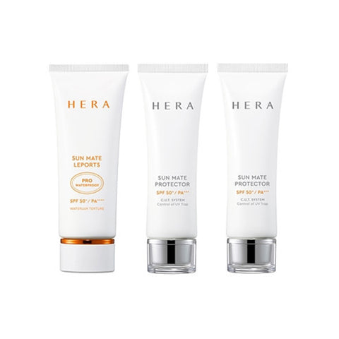 HERA  Sun Mate 3 Step Gift Set 2 - 1pack (3items)