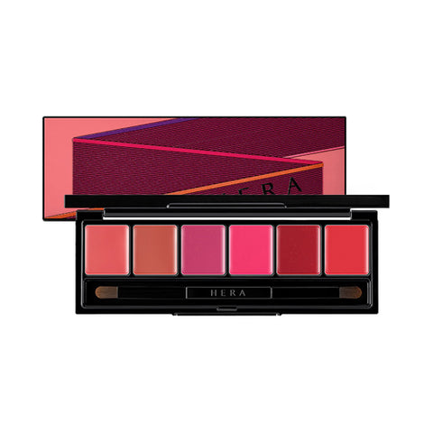 HERA / Rouge Holic Color Autumn Palette - 7.2g