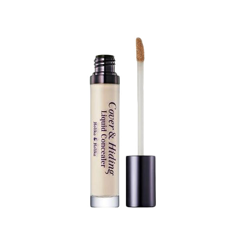 Holika Holika / Cover & Hiding Liquid Concealer - 1pcs