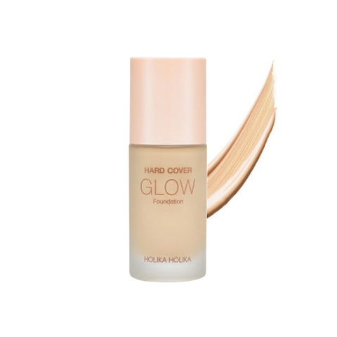 Holika Holika / Hard Cover Glow Foundation - 30ml (SPF20 PA++)