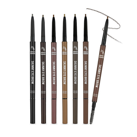 Holika Holika  Wonder Drawing Skinny Eyebrow - 0.5g