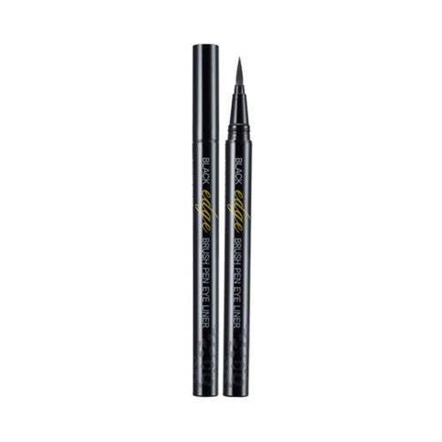 Hope Girl  Black Edge Brush Pen Eye Liner - 0.55g