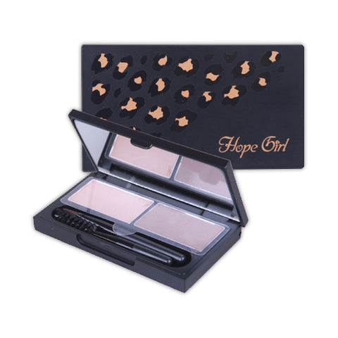 Hope Girl  Natural Style Eyebrow Kit - 1pcs
