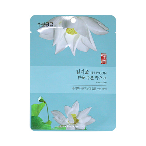 ILLIYOON  Lotus Moisture Mask - 1pcs