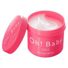 House of Rose OH! Baby Body Scrub