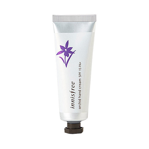 INNISFREE  Orchid Hand Cream - 50ml (SPF15 PA+)