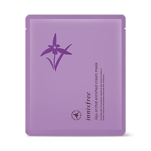 INNISFREE  Jeju Orchid Enriched Cream Mask - 1pcs
