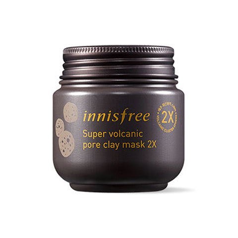 INNISFREE  Super Volcanic Pore Clay Mask 2X - 100ml