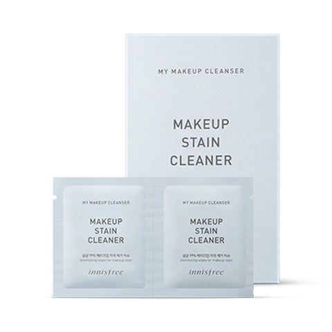INNISFREE  My Makeup Cleanser Makeup Stain Cleaner - 1pack (30pcs)