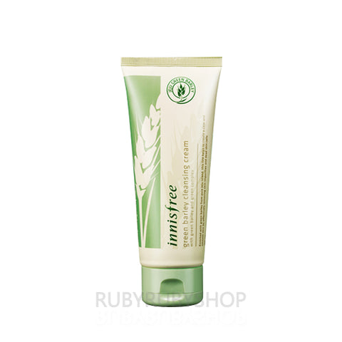 INNISFREE  Green Barley Cleansing Cream - 150ml