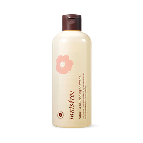 INNISFREE  Camellia Nourishing Shower Oil - 300ml