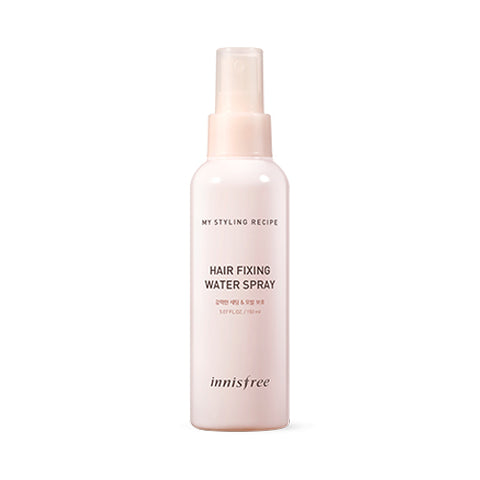 INNISFREE  My Styling Recipe Hair Fixing Water Spray - 150ml