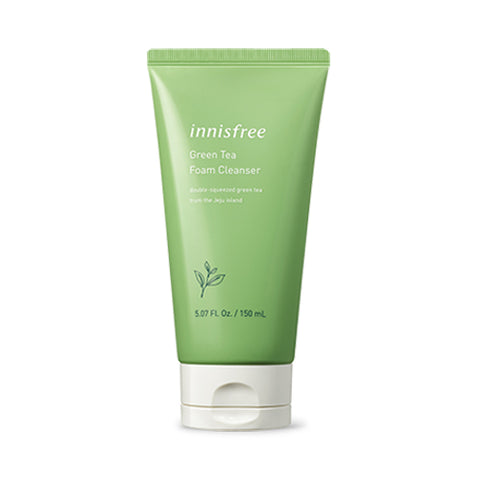 INNISFREE  Green Tea Foam Cleanser (2019) - 150ml