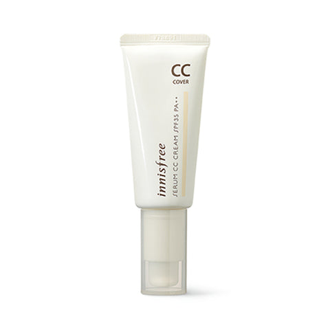 INNISFREE  Serum CC Cream Cover - 35ml (SPF35 PA++) (2019)
