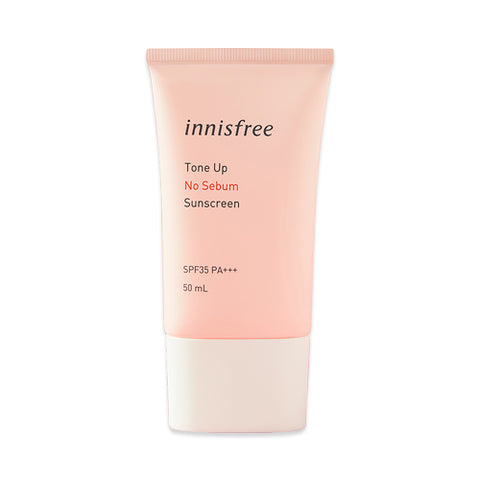 INNISFREE  Tone Up No Sebum Sunscreen - 50ml (SPF35 PA+++)
