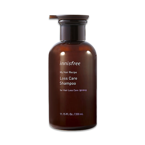 INNISFREE  My Hair Recipe Loss Care Shampoo (For Hair Loss Care) - 330ml