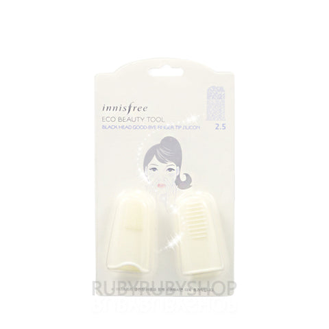 INNISFREE  Eco Beauty Tool Black Head Good Bye Finger Tip Silicon