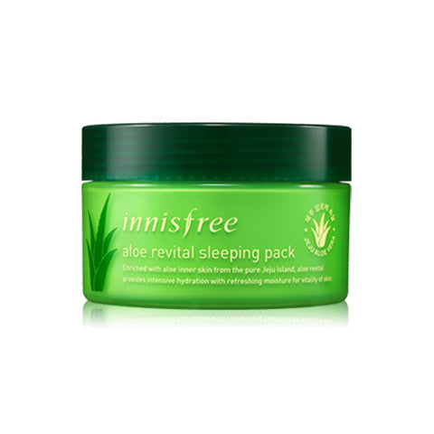INNISFREE  Aloe Revital Sleeping Pack - 100ml