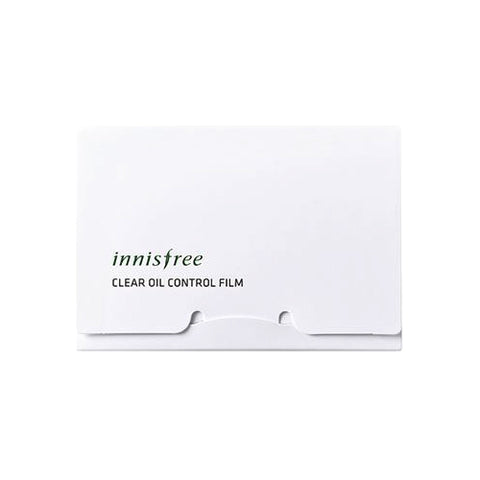 INNISFREE  Eco Beauty Tool Oil Control Film - 1pack (50pcs) (New)