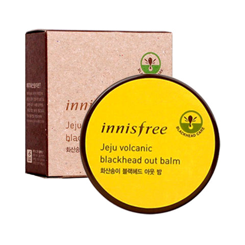 INNISFREE  Jeju Volcanic Black Head Out Balm - 30g