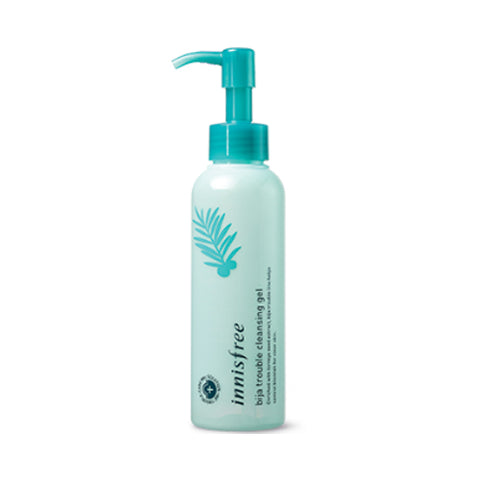 INNISFREE  Bija Trouble Cleansing Gel - 150ml