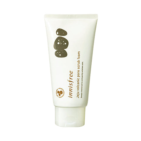 INNISFREE  Jeju Volcanic Pore Scrub Foam - 150ml